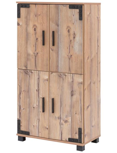 SCHILDMEYER Hochschrank »Zadar«, BxHxT: 60 x 116,9 x 32,6 cm