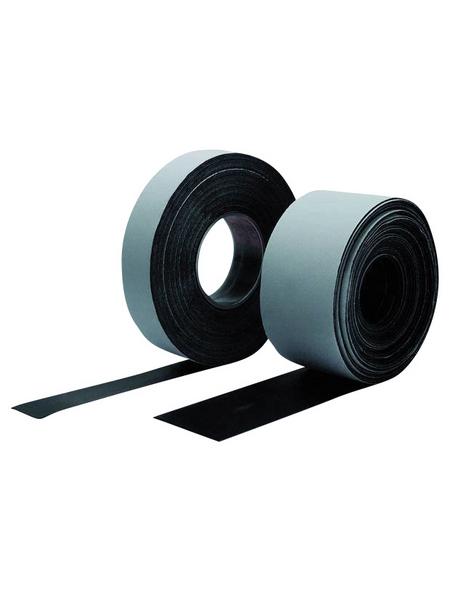 CELLPACK Hochspannungsisolierband, Kunststoff, Schwarz, 19 mm x 10 m, Stärke: 0,75 mm, selbstverschweißend