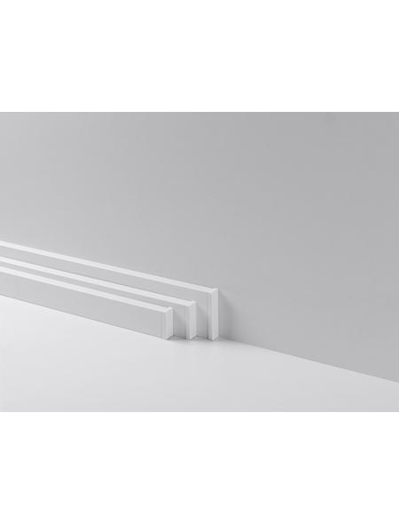 PARADOR Höhenvariable Abschlusskappe »Typ 2«  aus Kunststoff, für Sockelleisten SL 3/SL 6/ SL 18