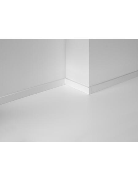 PARADOR Höhenvariable Außenecke »Typ 2«  aus Kunststoff, für Sockelleisten SL3, SL6 und SL18