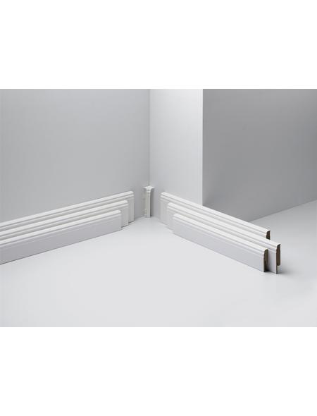 PARADOR Höhenvariable Innenecke »Typ2«  aus Kunststoff, für Hamburger Leiste HL1, HL2, HL3