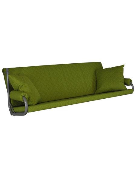 ANGERER FREIZEITMÖBEL Hollywoodschaukelauflage »Joy«, Uni, grün, 54 cm x 180 cm