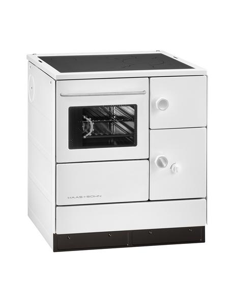 HAAS & SOHN Holzherd »HA 75.5«, 7,5 kW