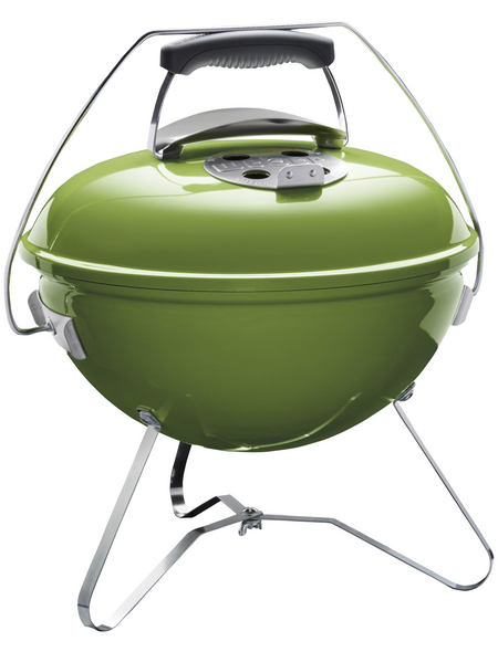 WEBER Holzkohlegrill »Smokey Joe Premium«, Grillfläche Ø 37 cm