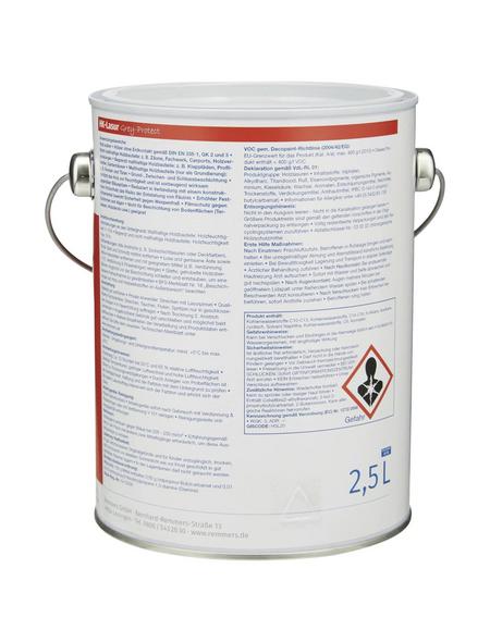 REMMERS Holzlasur »Grey-Protect«, Farbton graphitgrau, für außen, 2,5 l