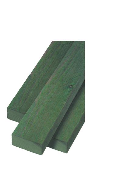 KLENK HOLZ Holzlatte, Fichte / Tanne, BxH: 4,8 x 2,4 cm, imprägniert