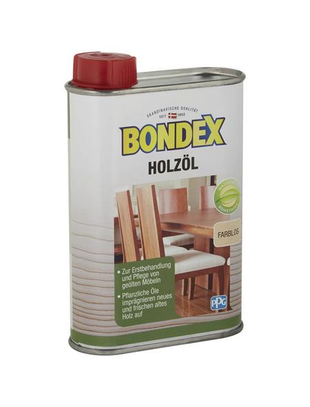 BONDEX Holzöl transparent 0,25 l
