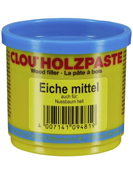 CLOU Holzpaste, Wasserbasis, eiche mittel, matt