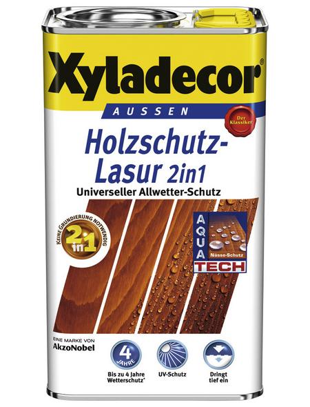 XYLADECOR Holzschutz-Lasur Nussbaum