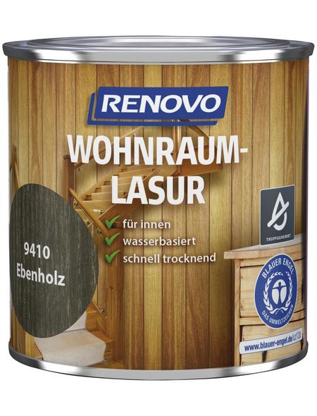 RENOVO Holzschutzmittel, Ebenholz, innen