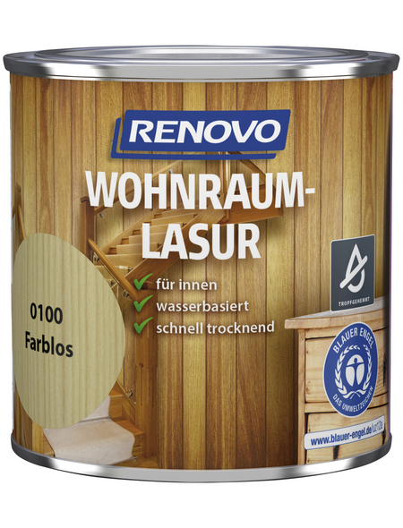 RENOVO Holzschutzmittel Farblos