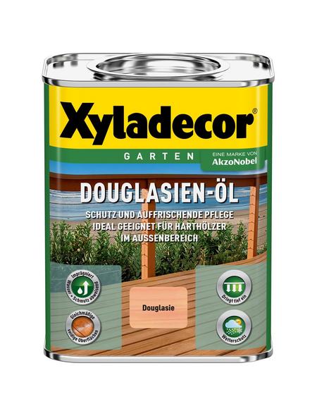 XYLADECOR Holzschutzmittel, für außen, 0,75 l, Douglasie, seidenglänzend