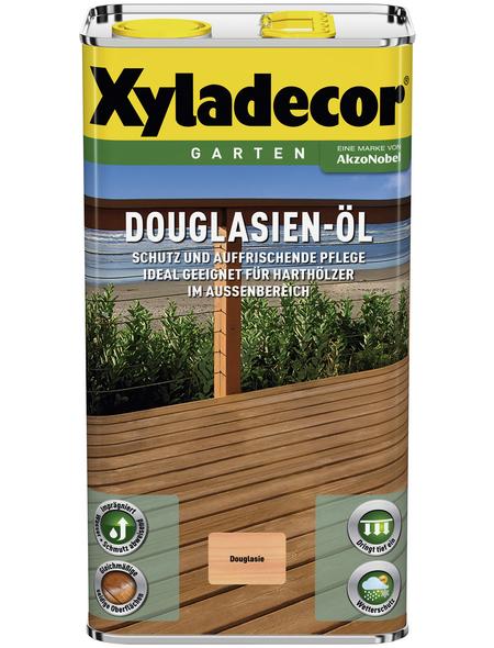 XYLADECOR Holzschutzmittel, für außen, 5 l, Douglasie, seidenglänzend