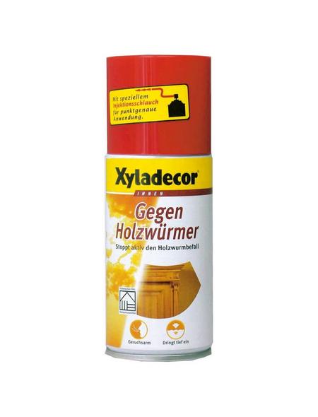 XYLADECOR Holzschutzmittel, für innen, 0,125 l, farblos, seidenglänzend