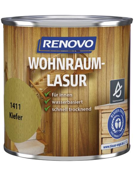 RENOVO Holzschutzmittel für innen, 0,375 l, Kiefer, seidenglänzend