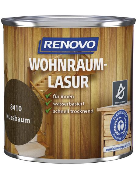 RENOVO Holzschutzmittel, Nussbaum, innen