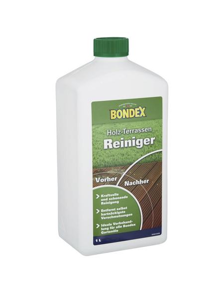 BONDEX Holzterrassen-Reiniger, 1 l, für Holz/Holzwerkstoffe