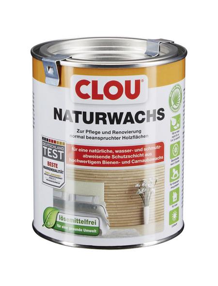 CLOU Holzwachs, 0,75 l, transparent