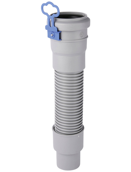 SANITOP-WINGENROTH HT-Flexrohr, Kunststoff, Länge: 50 cm