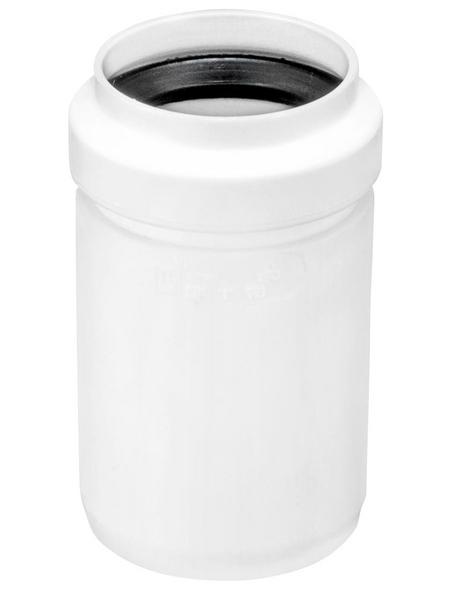 WELLWATER HT-Reduzierung, Kunststoff, 32mm/40mm, weiß