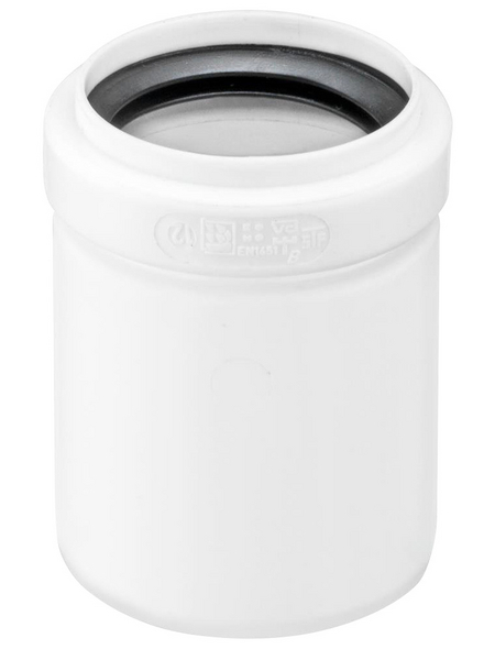 WELLWATER HT-Reduzierung, Kunststoff, 50mm/40mm, weiß