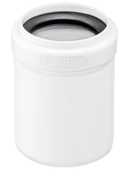 WELLWATER HT-Reduzierung Kunststoff 50mm|40mm