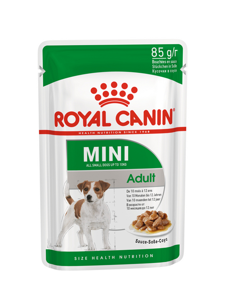ROYAL CANIN Hunde-Nassfutter, 1 xSHN PB Mini Adult