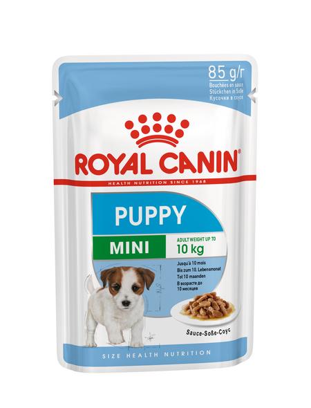 ROYAL CANIN Hunde-Nassfutter, 1 xSHN PB Mini Puppy