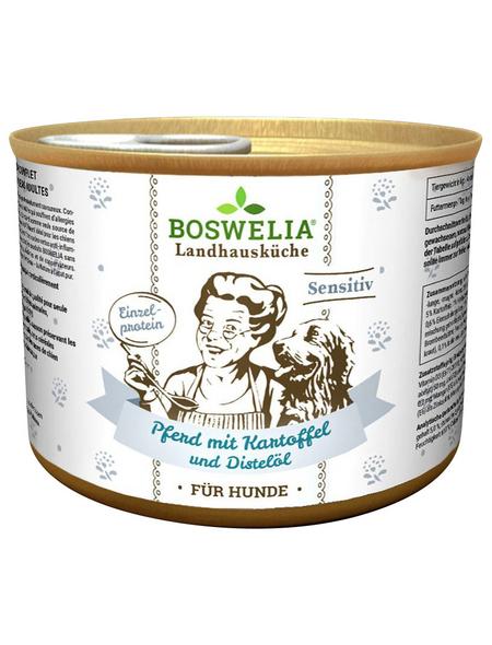 BOSWELIA Hunde-Nassfutter, 6 x 200g