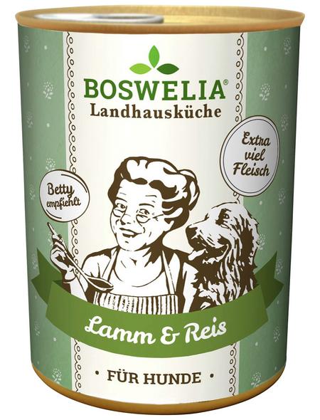 BOSWELIA Hunde-Nassfutter, 6 x 800g
