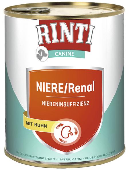 RINTI Hunde Nassfutter »Canine«, Huhn, 6x800 g