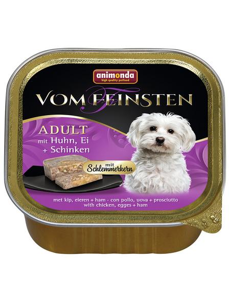 ANIMONDA Hunde Nassfutter »Vom Feinsten«, 22 Stück à 150 g