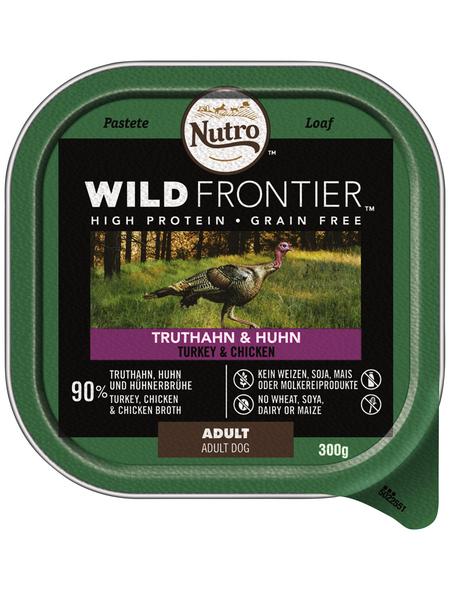 NUTRO Hunde Nassfutter »Wild Frontier«, 20 Stück à 300 g