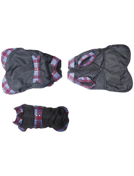 Hundebekleidung, Größe: 28, Polyester, schwarz