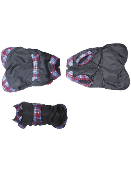 Hundebekleidung, Größe: 40, Polyester, schwarz