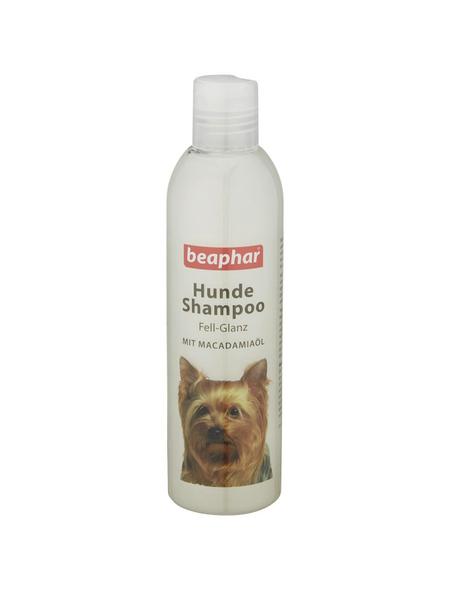 BEAPHAR Hundeshampoo mit Macadamiaöl 0,25 l