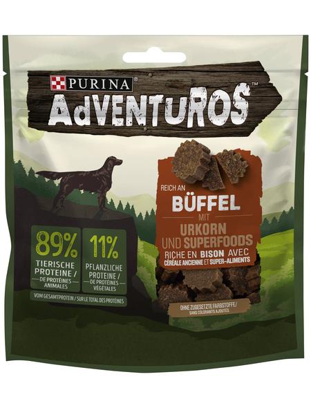 AdVENTuROS™ Hundesnack, 90 g, Hirsch