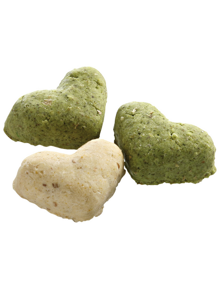 allco Hundesnack »Allco Gemüse-Herzen «, 1 Beutel à 10000 g