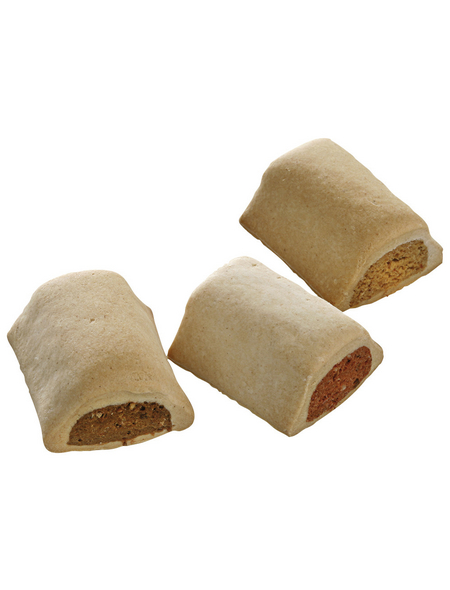 allco Hundesnack »Beef-Cake-Mix«, Fleisch, 10 kg