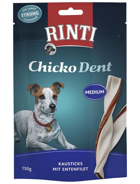 RINTI Hundesnack »Chicko«, Ente, 9x150 g
