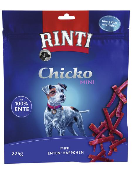 RINTI Hundesnack »Chicko«, Ente, 9x225 g