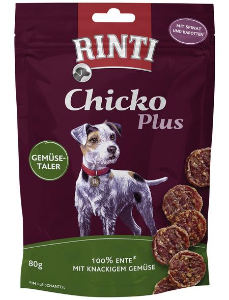 RINTI Hundesnack »Chicko«, Geflügel/Gemüse, 80 g