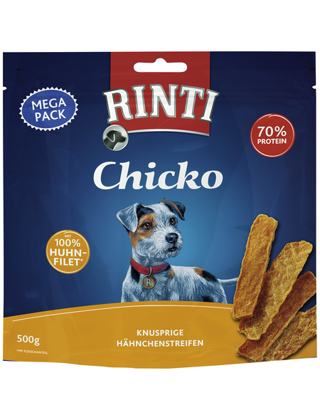 RINTI Hundesnack »Chicko«, Huhn, 5x500 g
