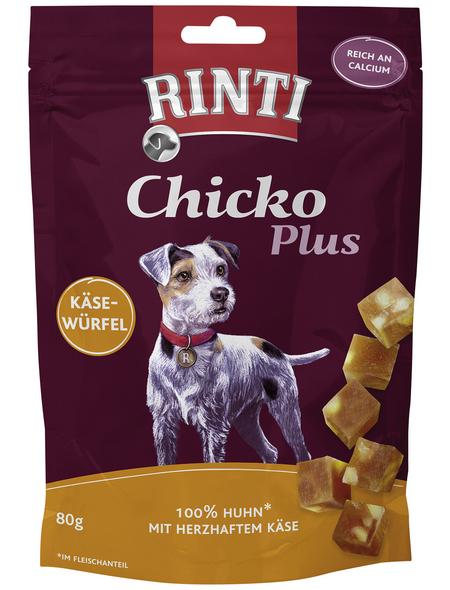 RINTI Hundesnack »Chicko«, Käse/Huhn, 80 g