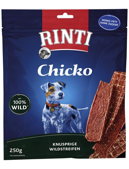 RINTI Hundesnack »Chicko«, Wild, 9x250 g