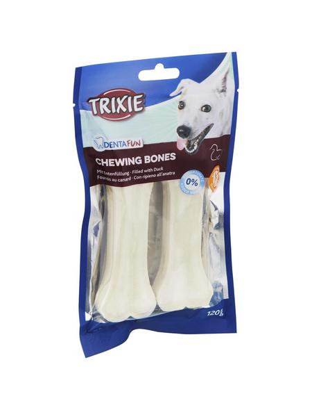 TRIXIE Hundesnack »Denta Fun«, Ente, 120 g