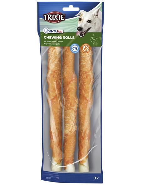 TRIXIE Hundesnack »Denta Fun«, Huhn, 250 g