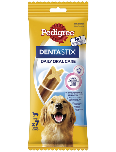 PEDIGREE Hundesnack »Dentastix™«, Fleisch, 10x270 g