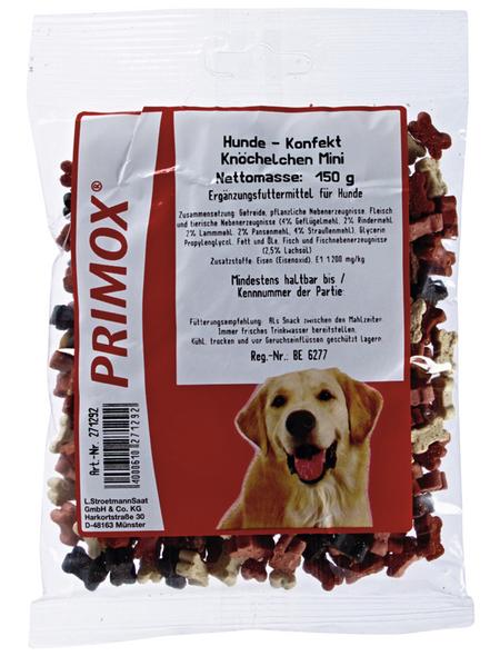 PRIMOX Hundesnack »Hundekonfekt«, Gemischt, 15x150 g