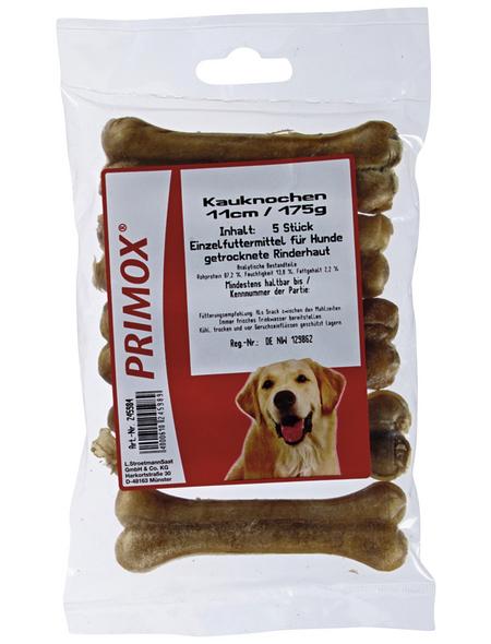 PRIMOX Hundesnack »Kauknochen«, Rind, 12x175 g